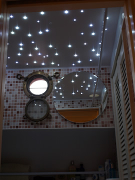 Main cabin 