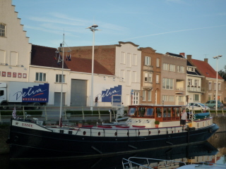 Veurne yachthaven