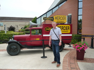 Visit to Mercier