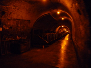 Cellars at Mercier
