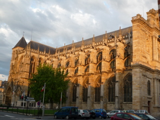 Chalons cathedral