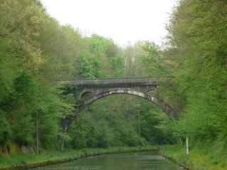The famous Riqueval Bridge