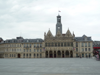 The Mairie, St Quentin