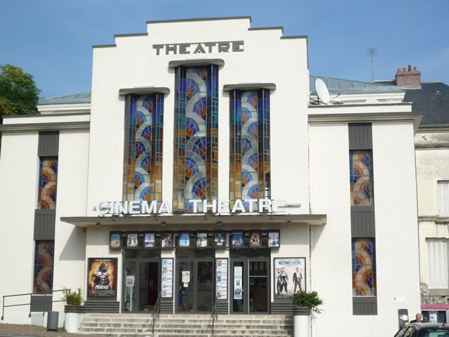 The Theatre and Cinema