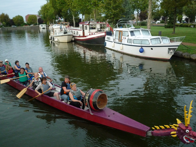 Dragon boat, Cambrai