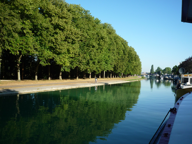Waterfront at Reims